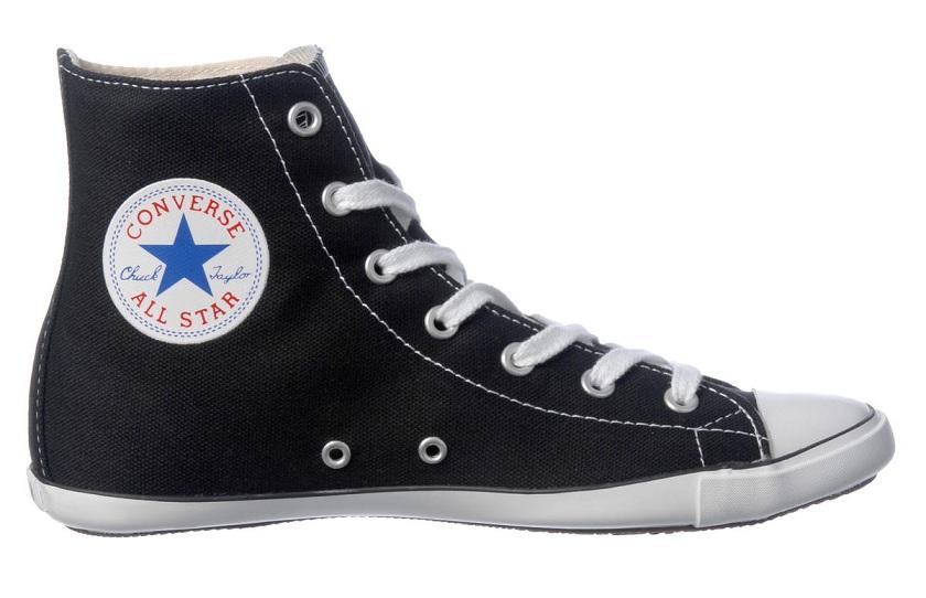 Converse – Historien om All Star skoen